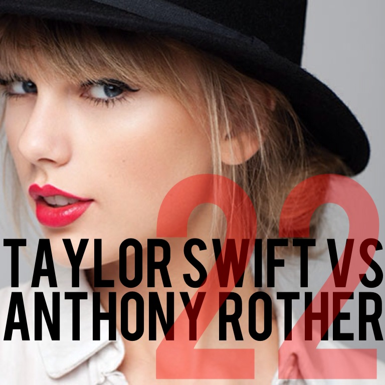 Taylor Swift vs. Anthony Rother - 22 Gates with Intro