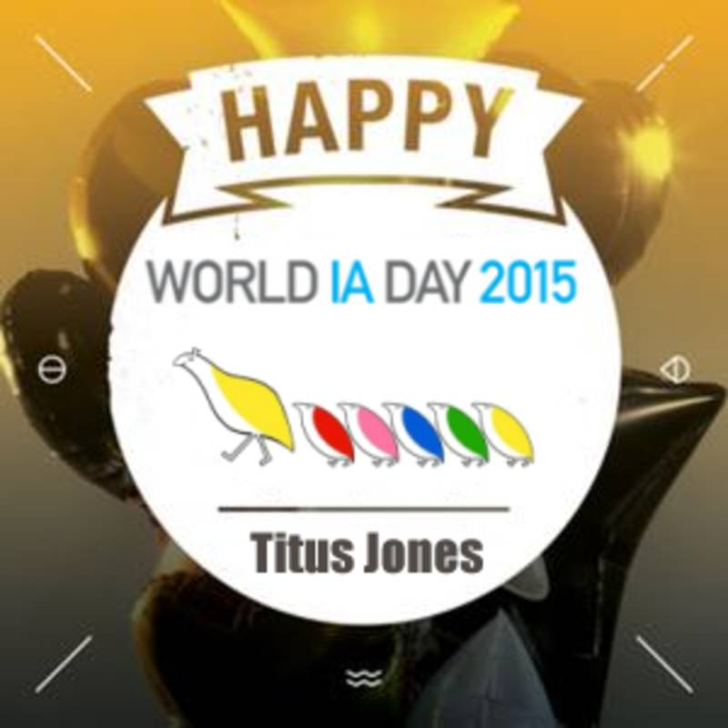 Happy WIAD 2015 (IAMANIA remix)