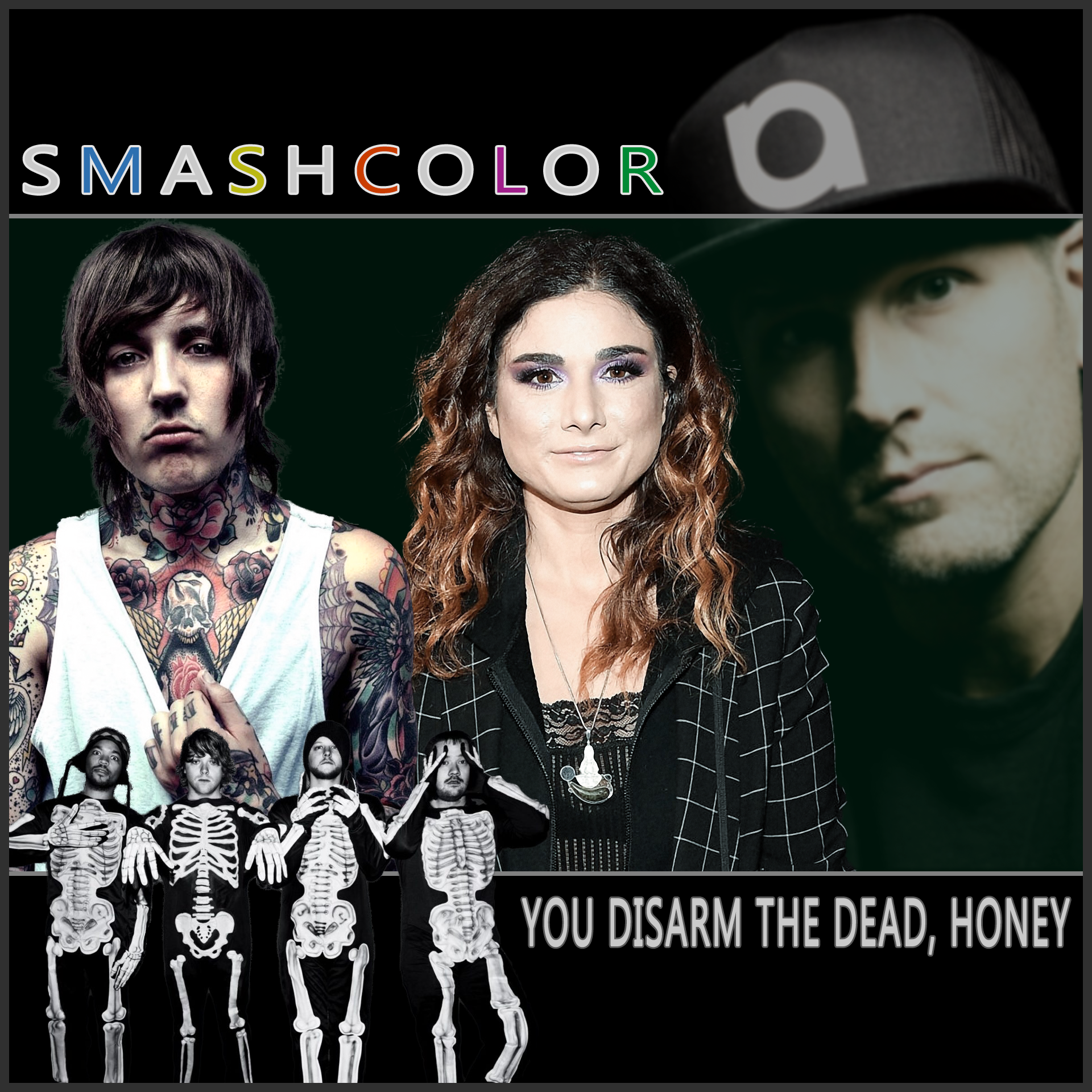 You Disarm the Dead, Honey [Does It Offend You, Yeah? x Kaskade ft. Ilsey x Bring Me the Horizon]