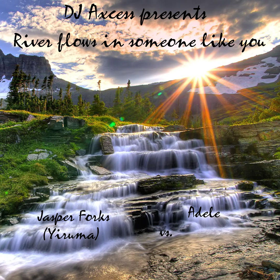 River flows in someone like you