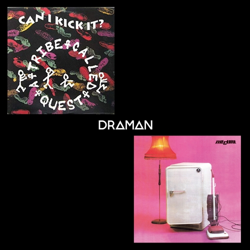 A Tribe Called Quest Vs. The Cure - Can i kick three imaginary boys