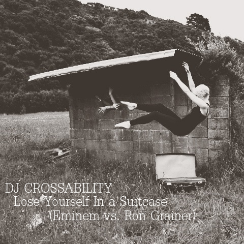 DJ CROSSABILITY - Lose Yourself In a Suitcase (Eminem vs. Ron Grainer - TFI Friday TV Theme)