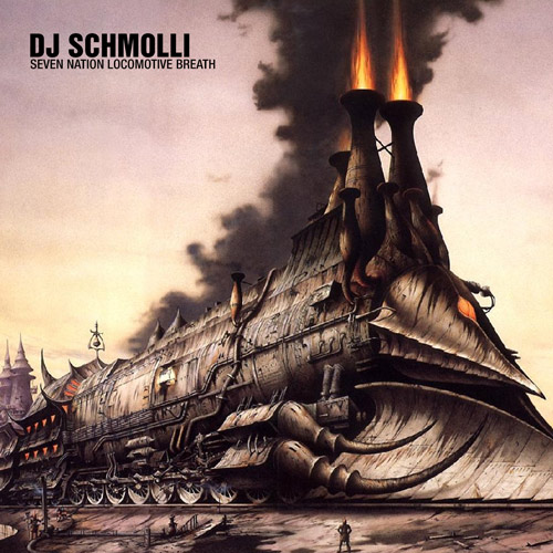 DJ Schmolli - Seven Nation Locomotive Breath [2016]