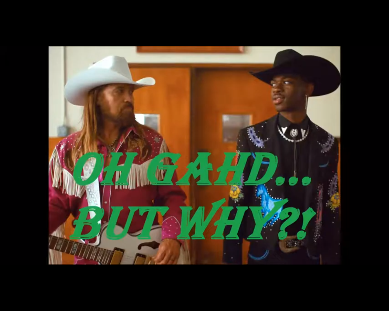 Guess Who's Back At The Old Town Road? (Lil Nas X & Billy Ray Cyrus ft. Koda Kumi)