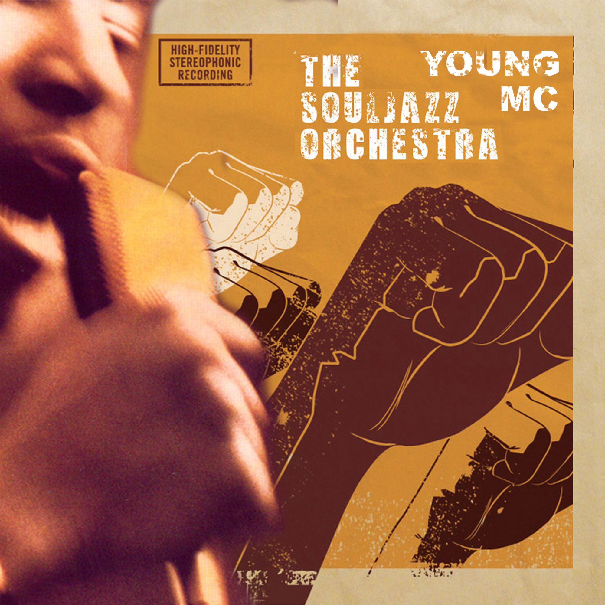 Bust A Move Mista President (Young MC + The Souljazz Orchestra)