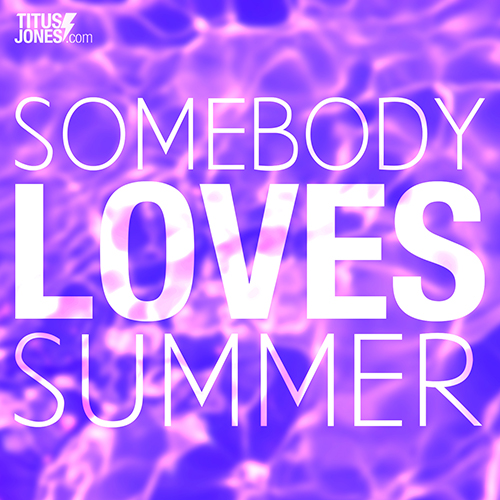 Somebody Loves Summer (Betty Who x Calvin Harris x Whitney Houston)