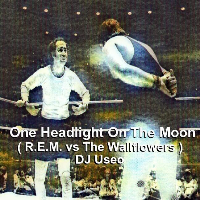 DJ Useo - One Headlight On The Moon ( R.E.M. vs The Wallflowers )