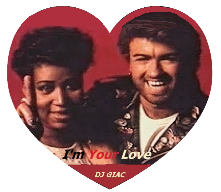 Wham! vs Aretha Franklin - I'm Your Love (Extended Stimulation) (2019)
