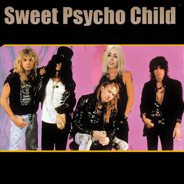 Sweet Psycho Child ( Guns N' Roses vs  Ava Max)