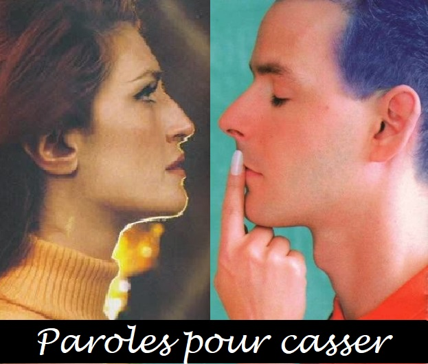 Dalida & Alain Delon vs Peter Kitsch & Olivia - Paroles pour casser (2020)