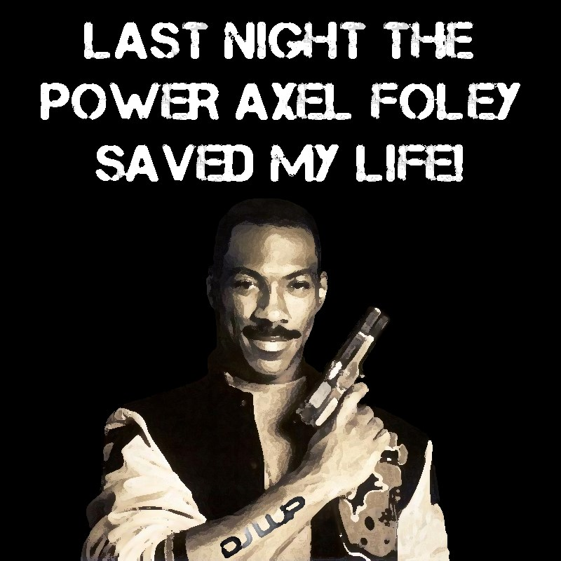 Harold Faltermeyer vs. MJ, Indeep & Snap - Last Night The Power Axel F. Saved My Life! (LUP Mashup)
