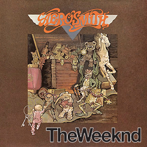 """""""Can't Feel This Way"""" (Aerosmith vs. The Weeknd)"""