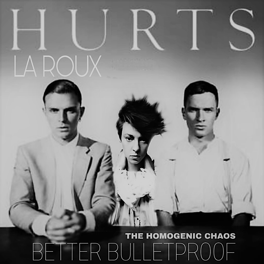 La Roux vs, Hurts (Mashup by The Homogenic Chaos)