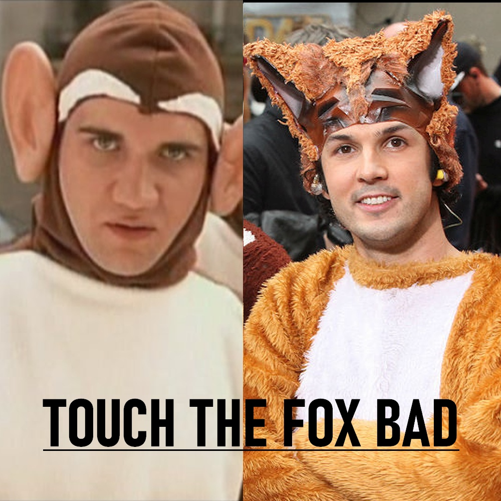 Touch The Fox Bad - Ylvis vs. The Bloodhound Gang