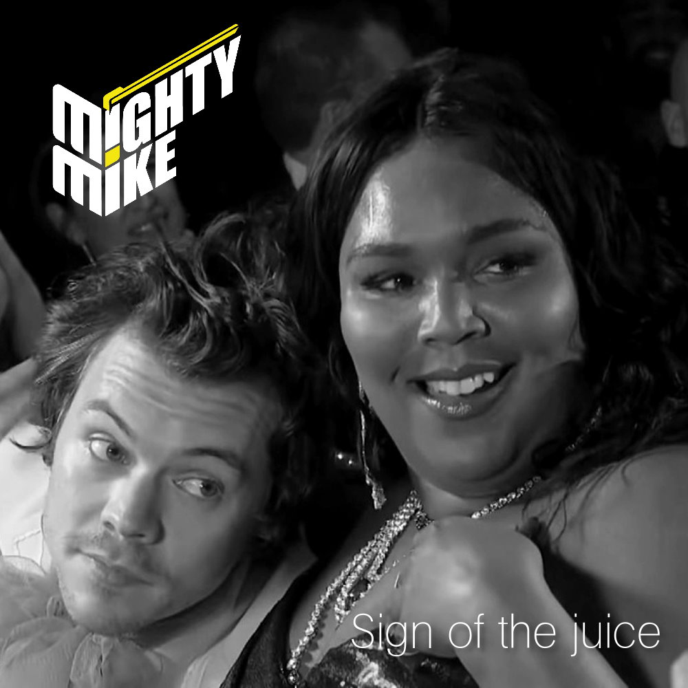 Sign of the juice (Lizzo / Harry Styles) (2020)