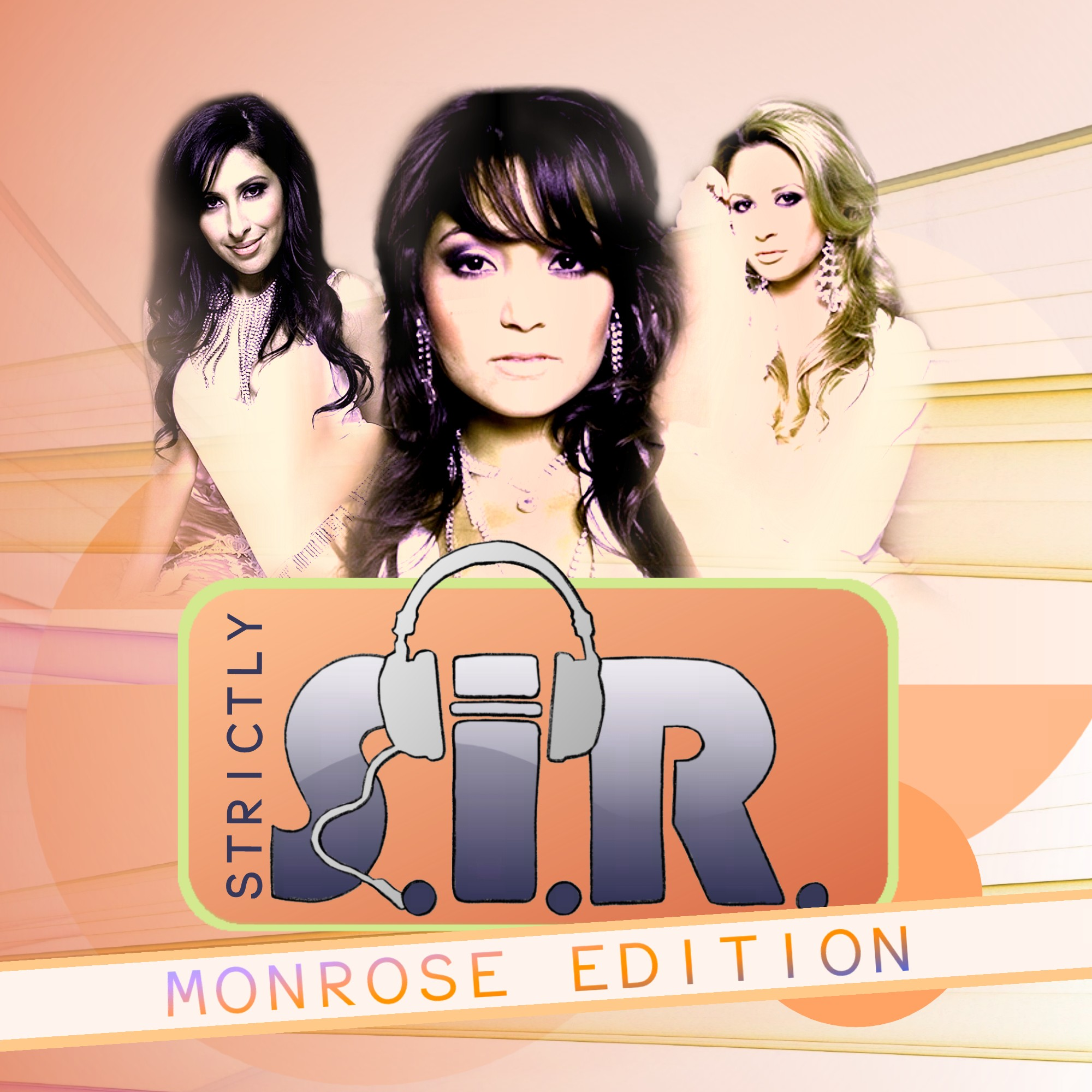 14 - Monrose vs. Ciara feat. Petey Pablo - (My Goodies are) Strictly Physical (S.I.R. Remix)