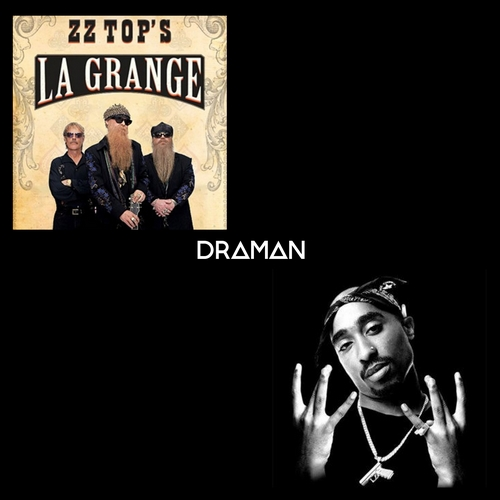 2 Pac Vs. ZZ Top - Fuck la grange