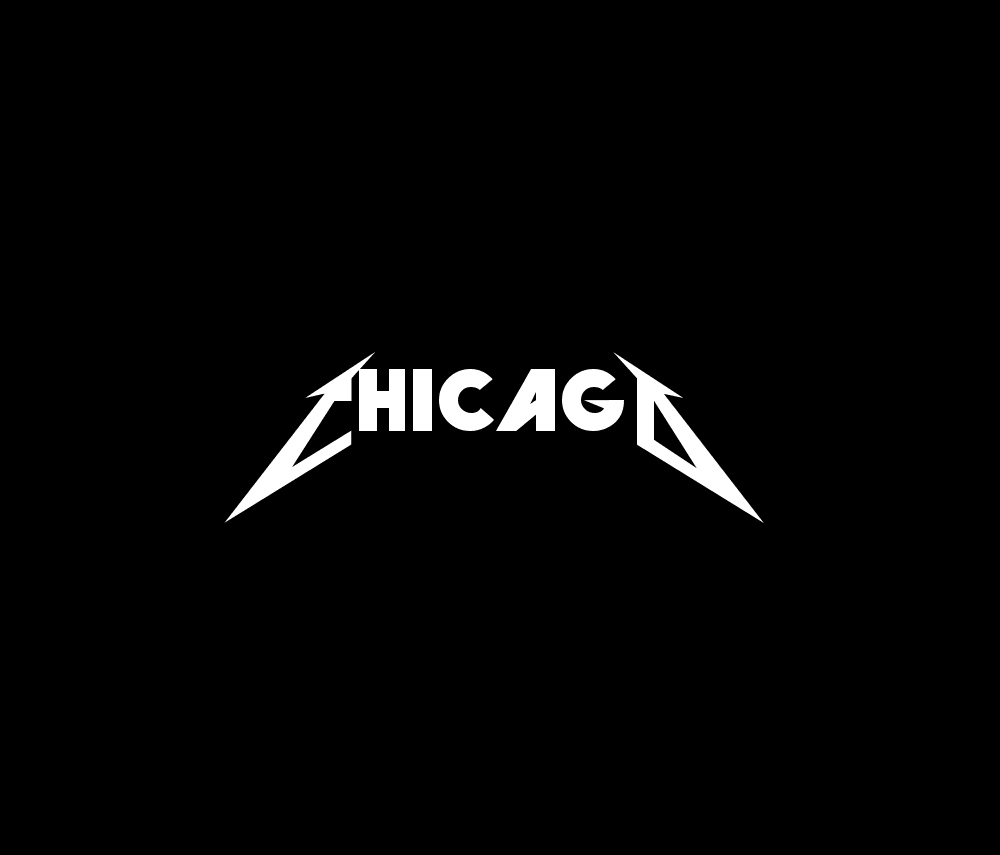 Sad But True Inspiration (Chicago vs. Metallica)