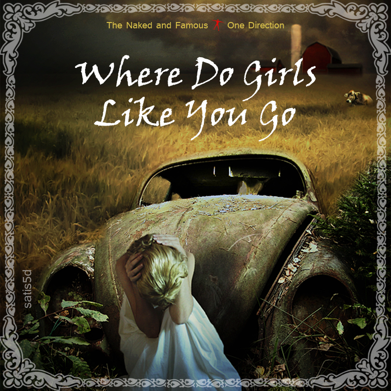 Where Do Girls Like You Go (The Naked and Famous vs. One Direction)