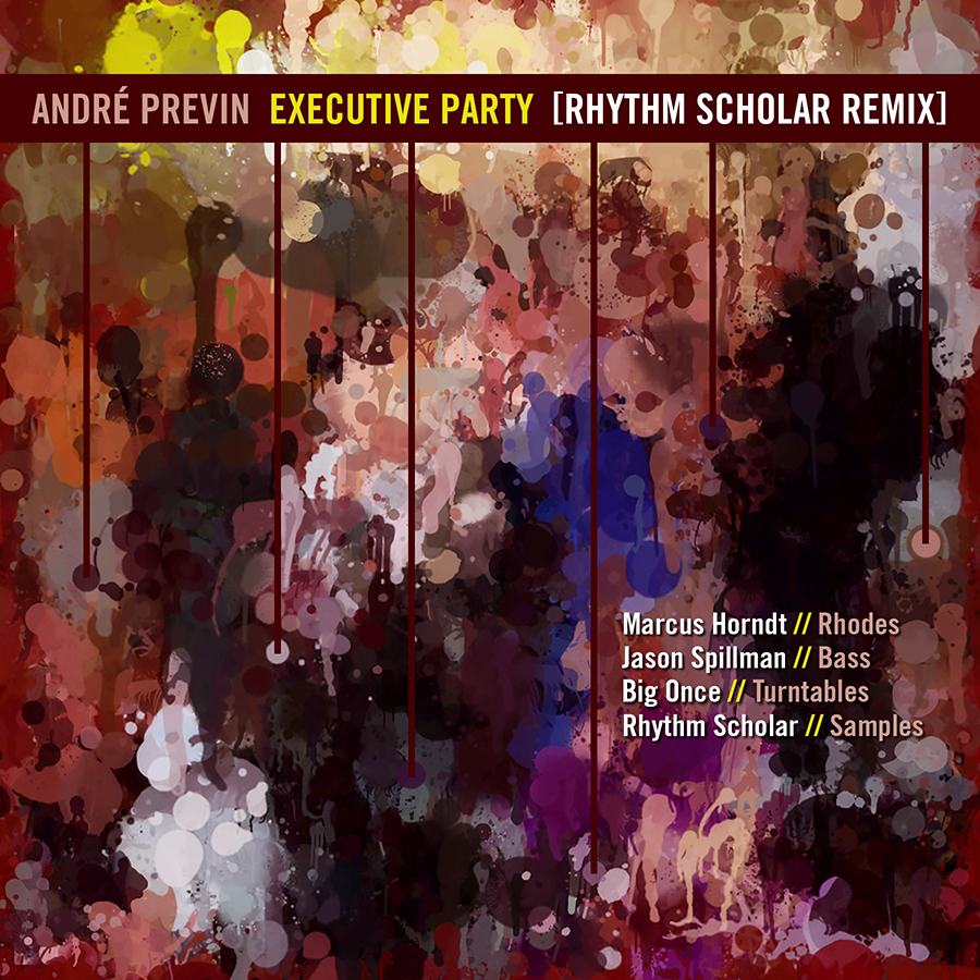 Andre Previn - Executive Party (Rhythm Scholar Smooth As Funk Remix)