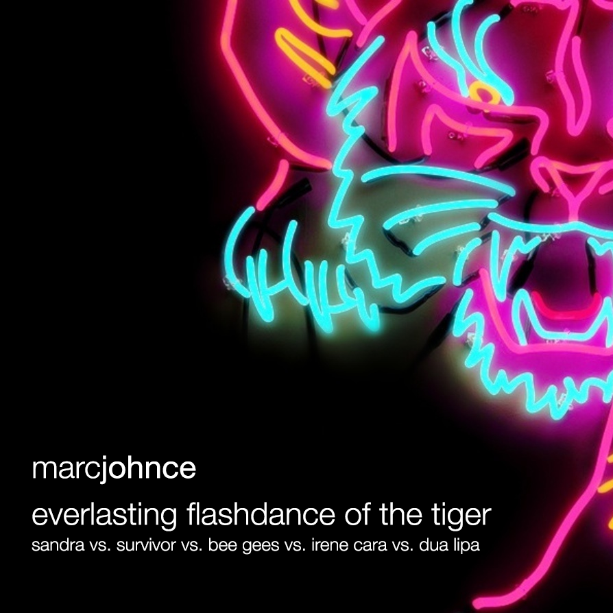 Marc Johnce - Everlasting Flashdance Of The Tiger