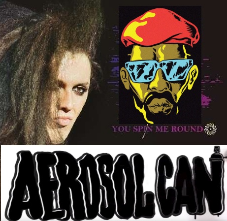 Dead or Alive vs. Major Lazer ft. Pharrell Williams - You spin me like a aerosol can