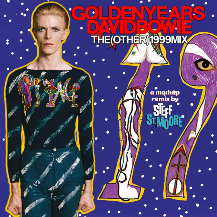341 - DAVID BOWIE / PRINCE - Golden Years (The [Other] 1999 Mix)
