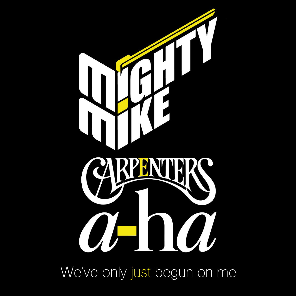 We've only just begun on me (A-ha / Carpenters) (2020)