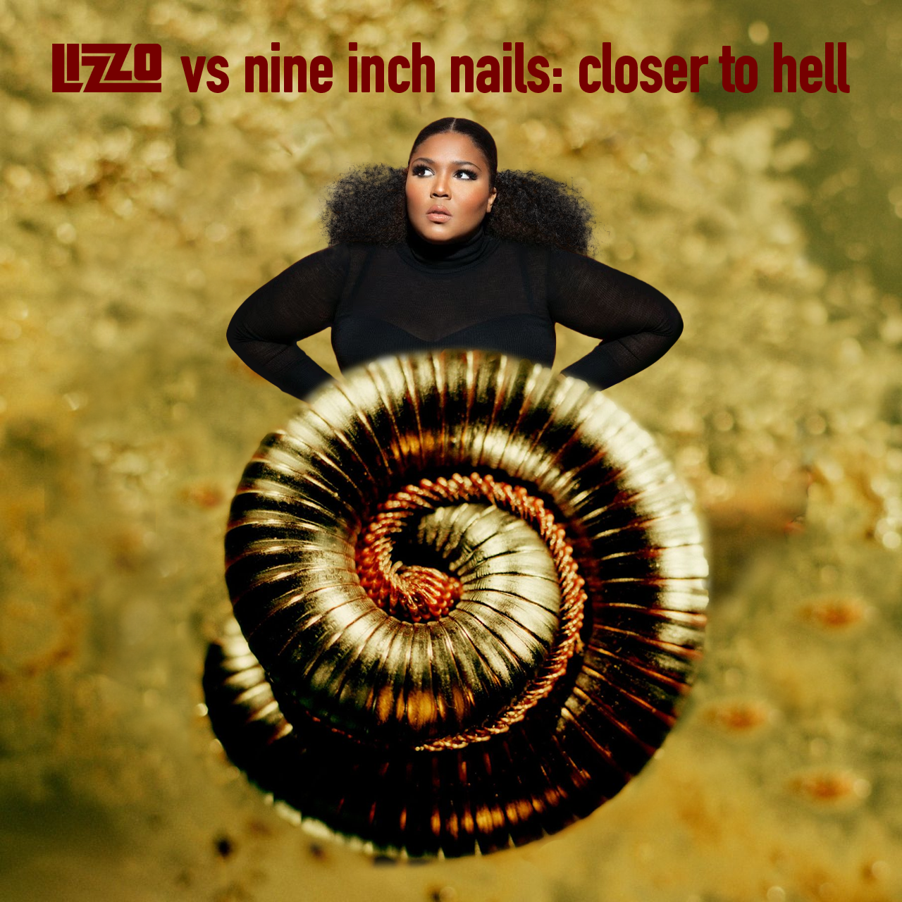 Lizzo vs Nine Inch Nails - Closer To Hell - Clean (Mashup)