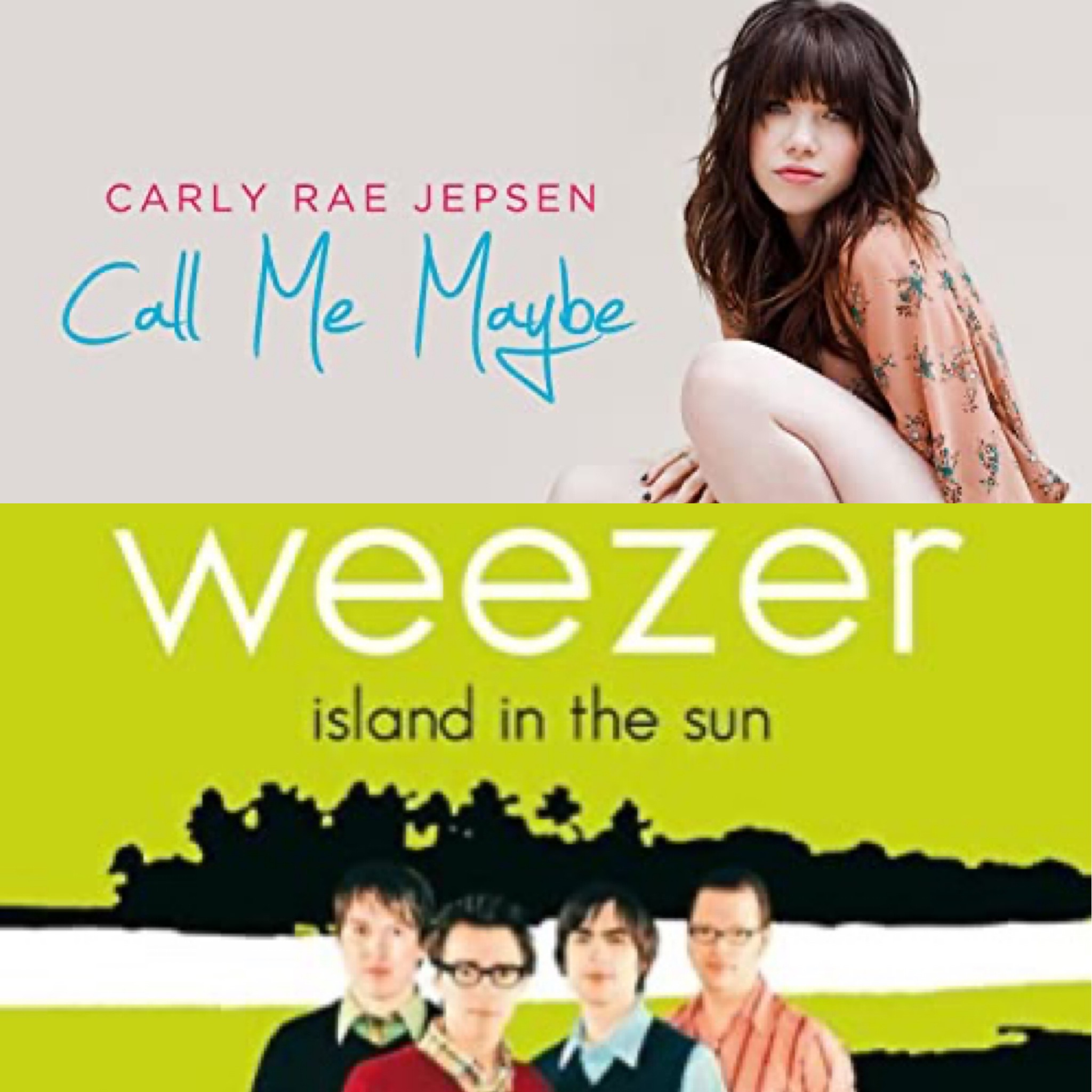 Fonky-M - Call me in the sun (Carly Rae Jepsen Vs Weezer) (2020)