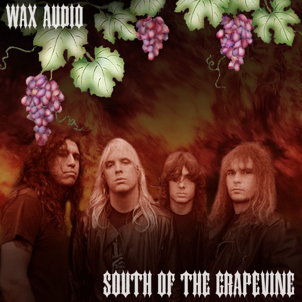 South Of The Grapevine (Slayer + Marvin Gaye)