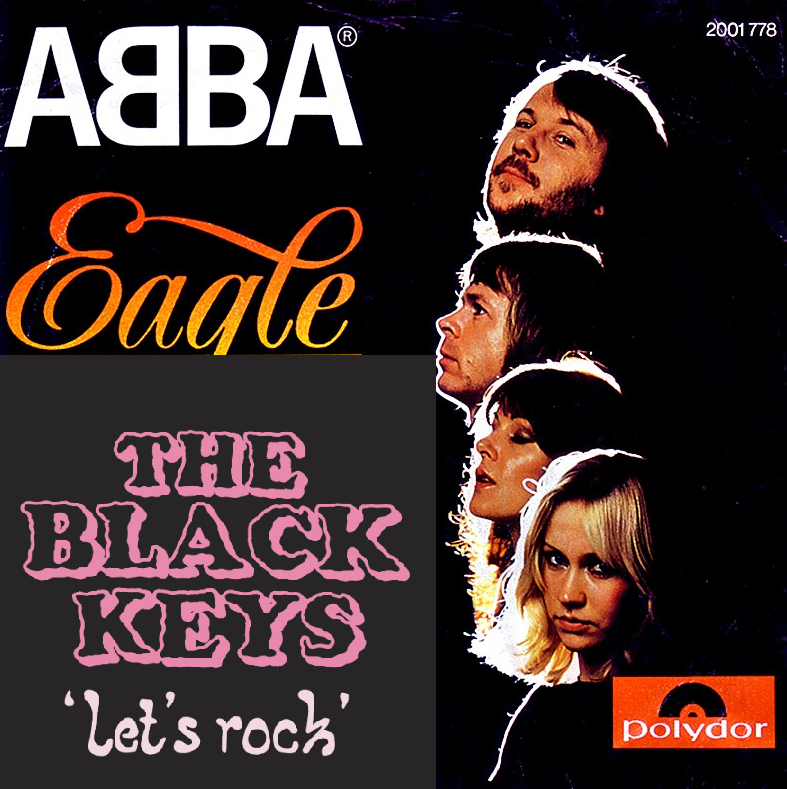 Black Keys vs Abba - Fly like eagle birds (Bastard Batucada Voemaguias Mashup)