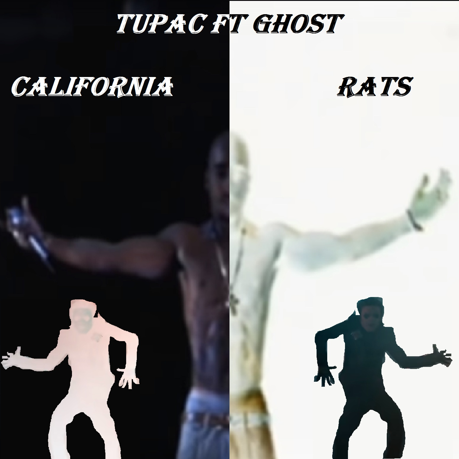 California Rats (by GladiLord) [2019 NOVEMBER MASH-OFF ENTRY!]