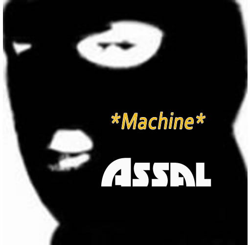 Machine - James Brown vs Peter Gabriel - Assal