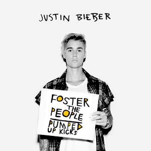 """What Kicks Do You Mean"" (Foster The People vs. Justin Bieber)"
