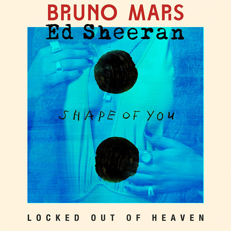 Shape of Heaven (Ed Sheeran VS Bruno Mars) (2017)