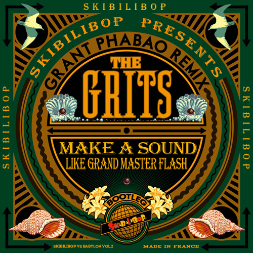 Make a Sound like Grand Master Flash (Grand Master Flash vs Grant Phabao)