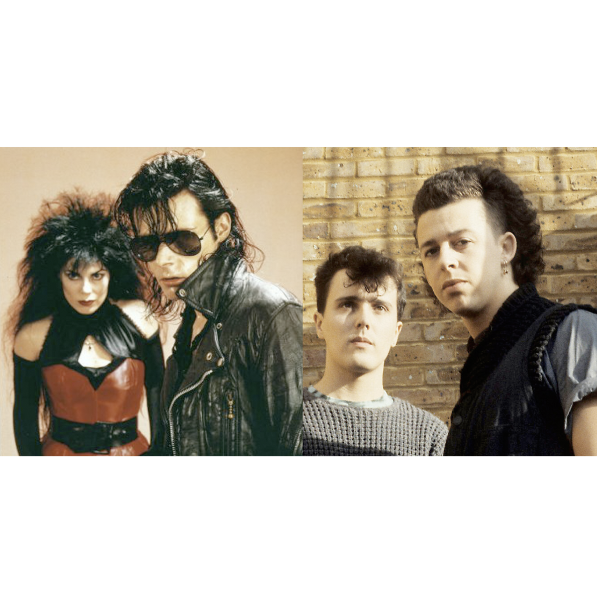 THE SISTERS OF MERCY - TEARS FOR FEARS  Dominion shout