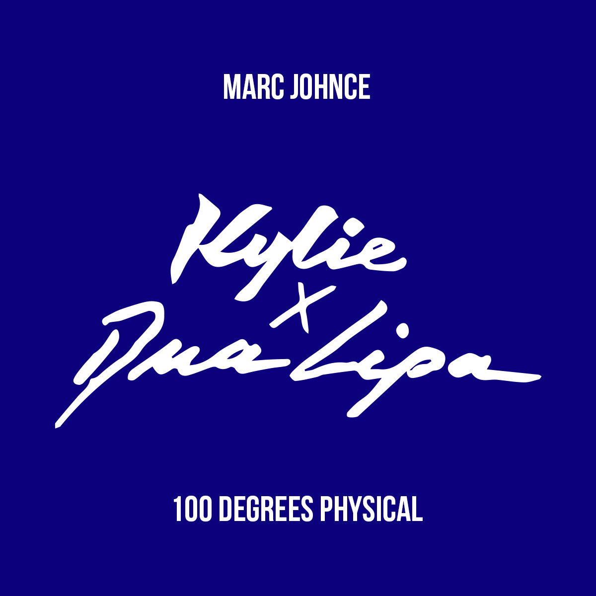 Marc Johnce - 100 Degrees Physical