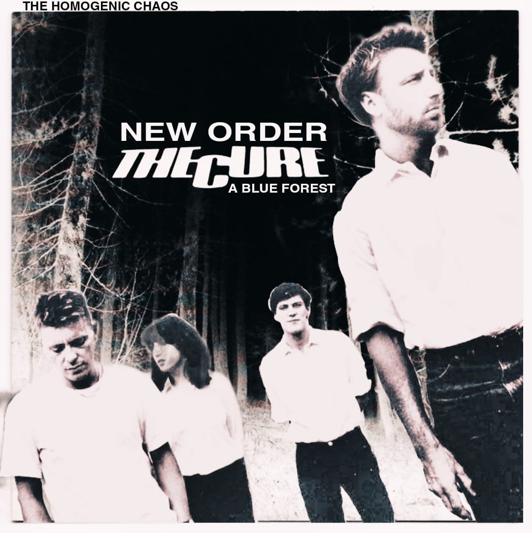 New Order vs. The Cure - A Blue Forest