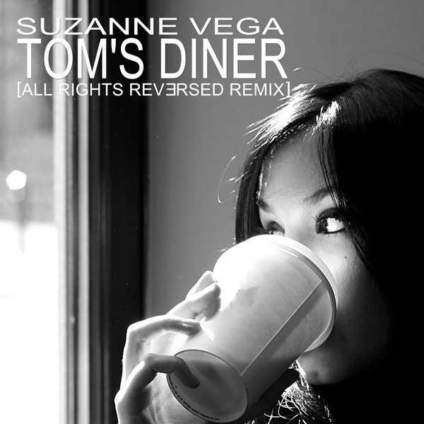 Suzanne Vega - Tom's Diner [All Rights Reversed Remix]