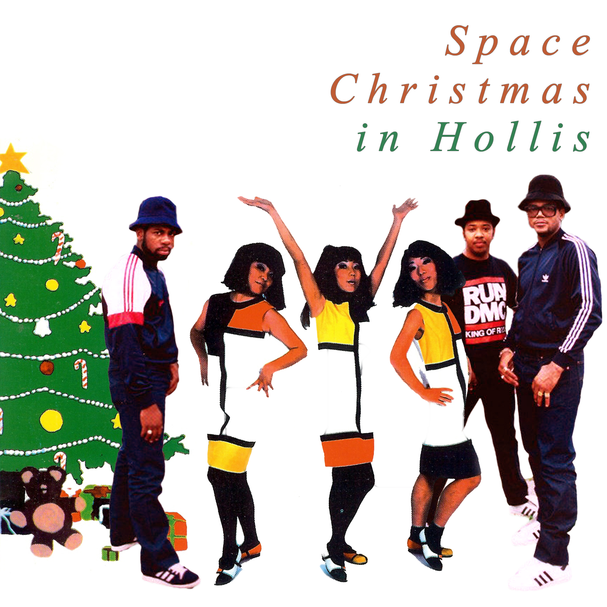 pomDeter - Space Christmas In Hollis