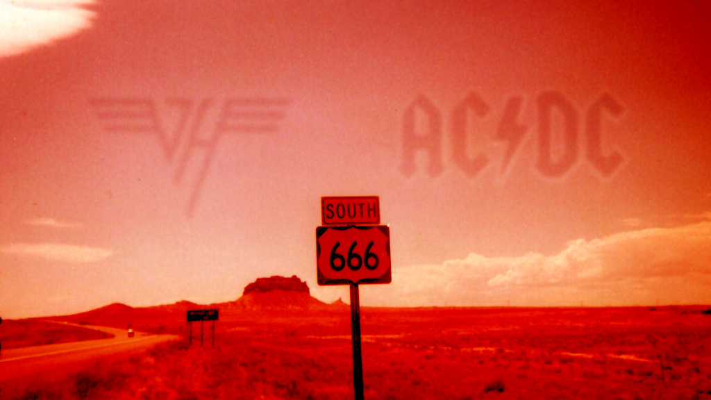 The Devil's Highway (Van Halen + AC/DC)