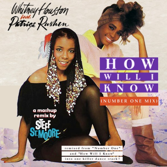 006 - WHITNEY HOUSTON & PATRICE RUSHEN - How Will I Know (Number One Mix)