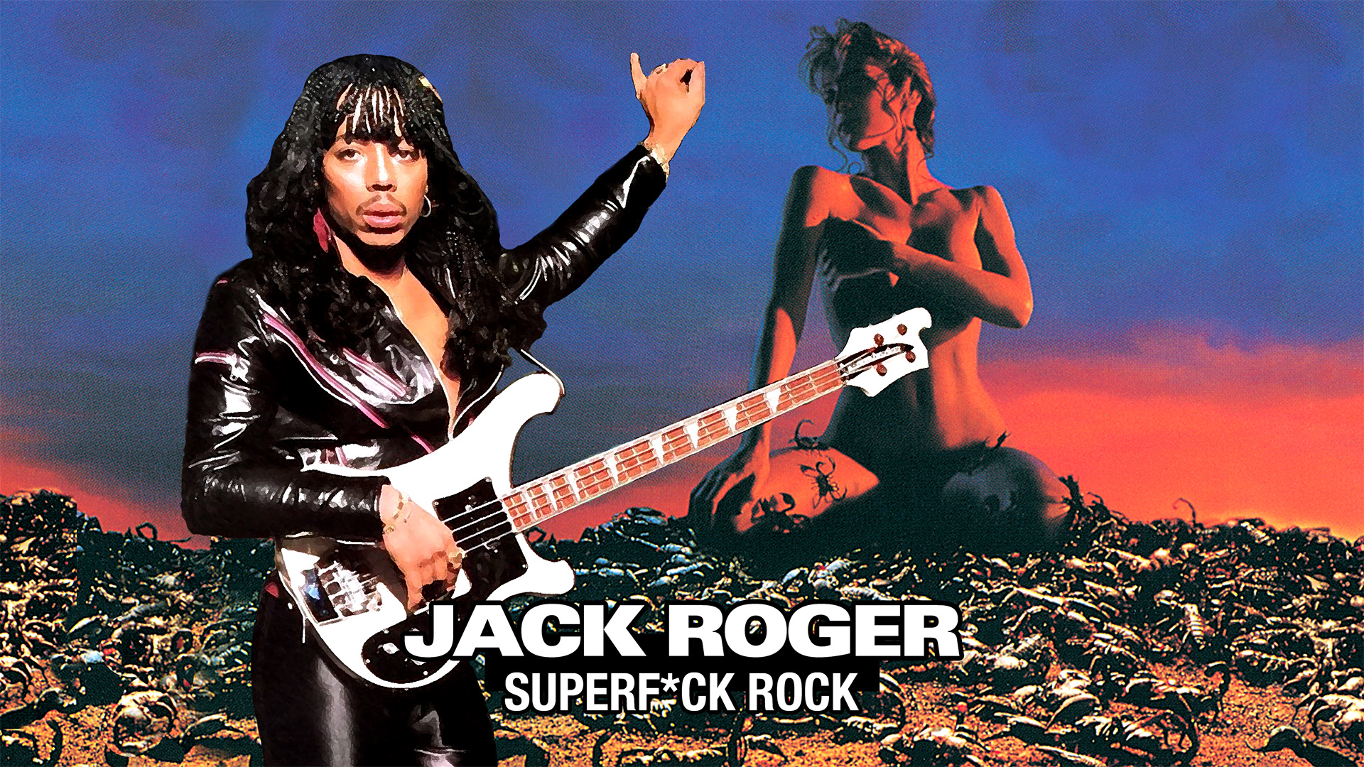05. Superf*ck Rock (Scorpions, Rick James, Peaches, Yellow Claw)