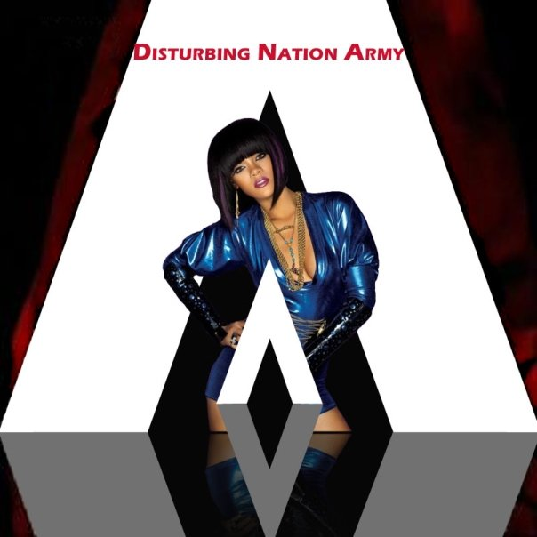 DAW-GUN - Disturbing Nation Army (Rihanna vs The White Stripes)