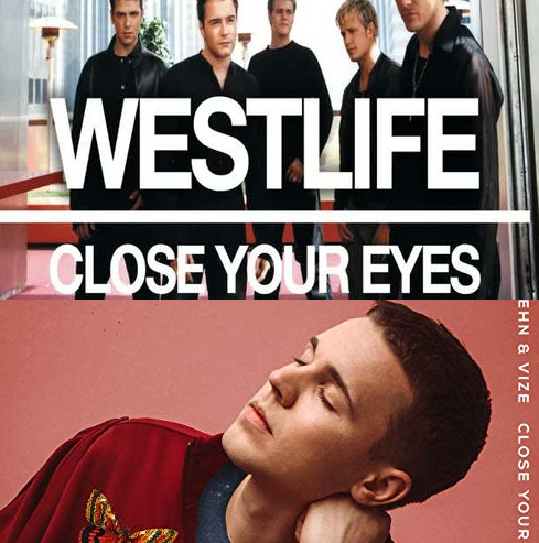Felix Jaehn vs Westlife - Close your eyes (Bastard Batucada Olhosfechadinhos Mashup)