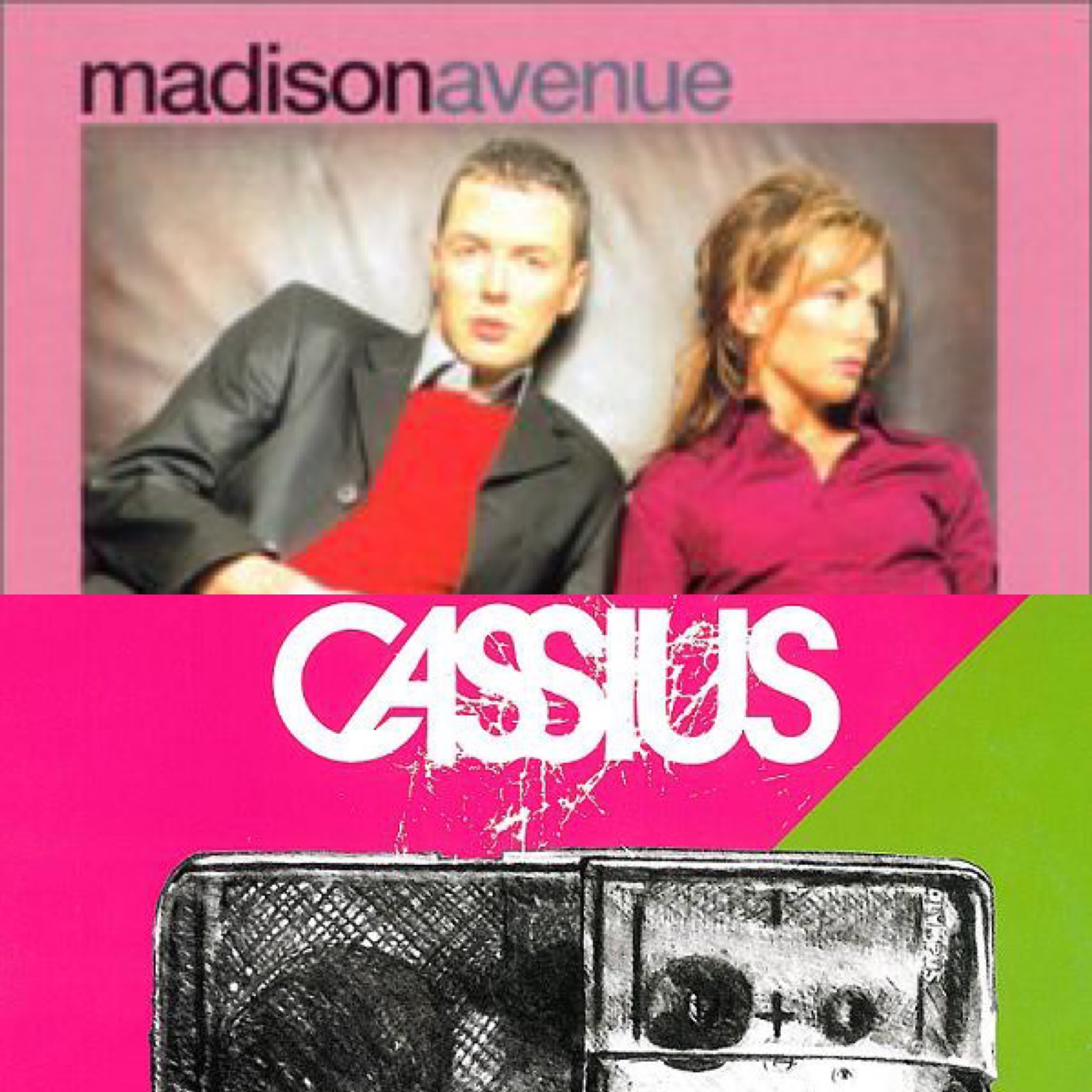 Fonky-M - Don't call me toop toop (Madison Avenue Vs Cassius) (2021)