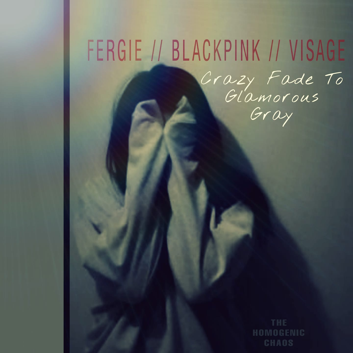 Fergie vs. Blackpink vs. Visage - Crazy Fade To Glamorous Gray (Mashup by The Homogenic Chaos)