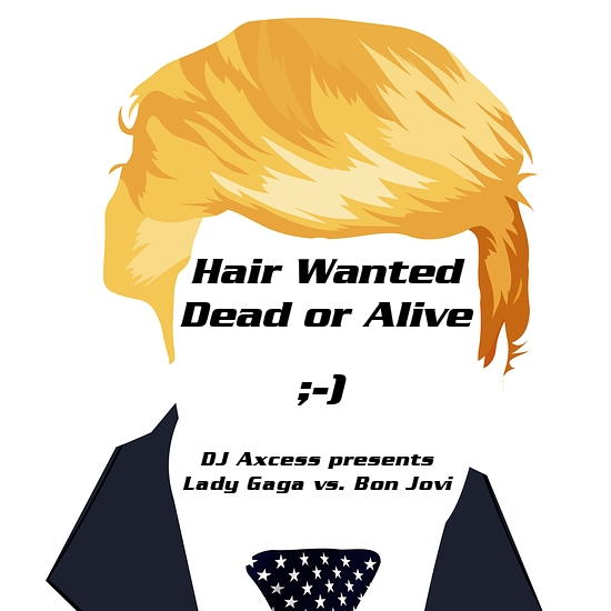 Hair wanted - Dead or Alive
